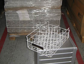 KSSU Glass rack