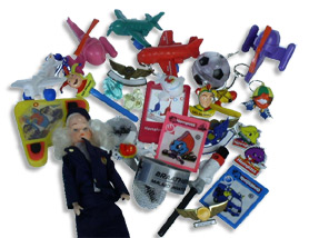 soft toy plane 