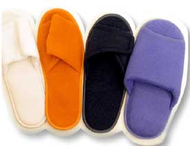 inflight slippers 