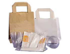 Meal Bag Cuttlery Pack